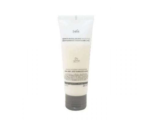 Миниатюра увлажняющего шампуня для волос LADOR MOISTURE BALANCING SHAMPOO - 100 мл