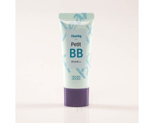 BB крем очищающий Holika Holika Clearing Petit BB